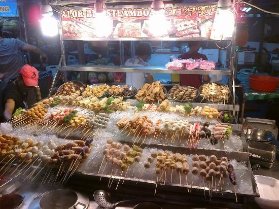 Jalan Sayur Food Street