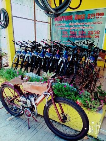 Venture Bike Hire