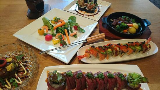 Sushi Dinig Nob