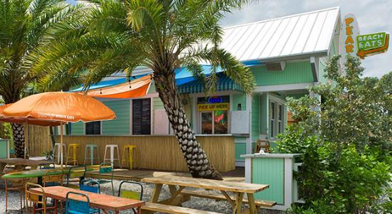 Pearly's Beach Eats