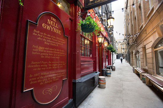 The Nell Gwynne Tavern