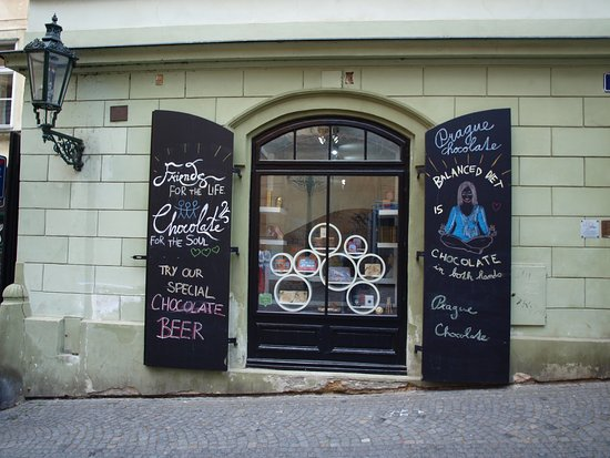 Prague Chocolate Steiner & Kovarik