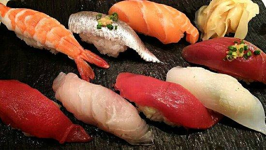 梅丘寿司之美登利(赤坂店)