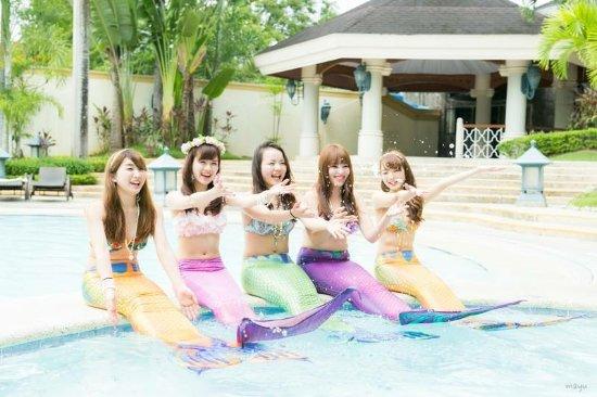 Philippine Mermaid Swimming Academy Cebu