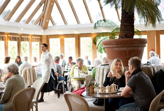 Bettys Cafe Tea Rooms - Harlow Carr