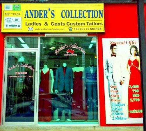 Ander's Collection