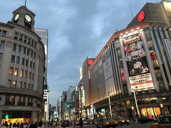 Ginza照片