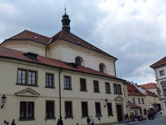 Kostel Svateho Benedikta