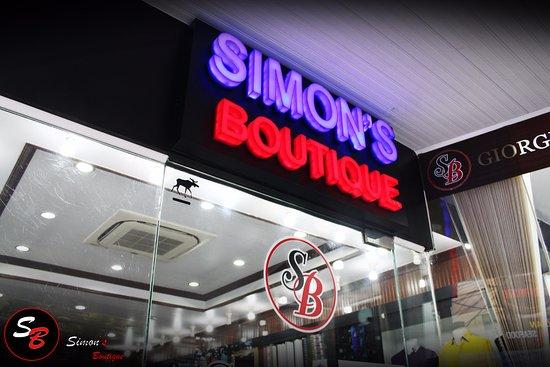 Simon's Boutique Custom Tailor