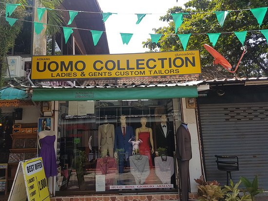 Uomo collection