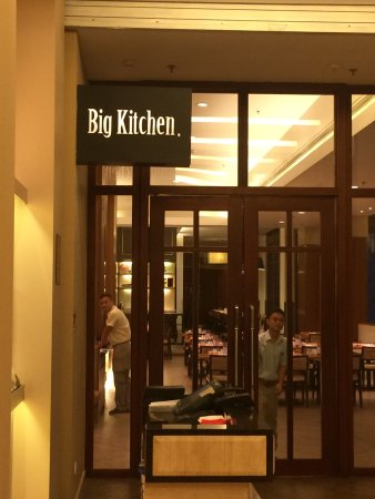 The Big Kitchen (金茂三亚亚龙湾希尔顿大酒店)