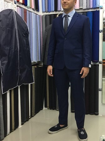 New Armani Collection Tailors