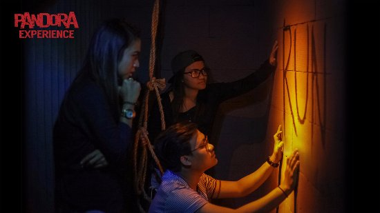 Pandora Experience Escape Room Bali