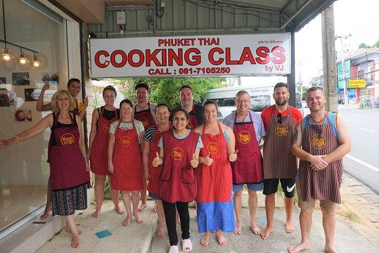 普吉泰国菜烹饪班