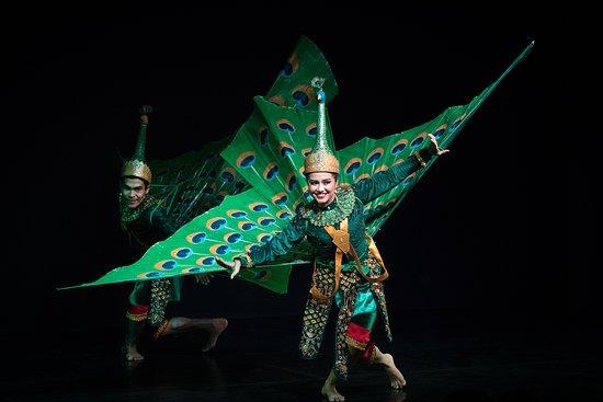柬埔寨传统舞蹈秀