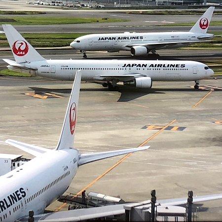 羽田机场 第一旅客航站楼展望台