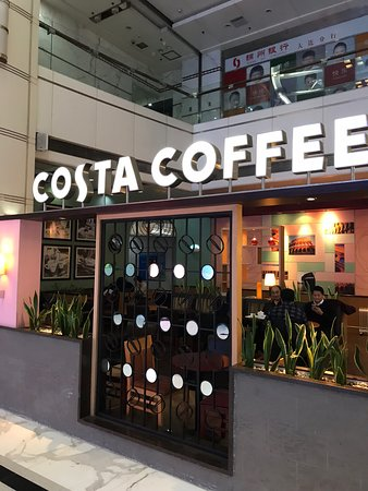 COSTA COFFEE(罗斯福店)