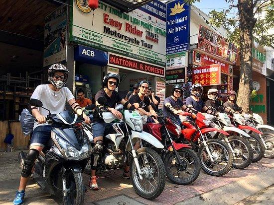 Easy Rider Travel