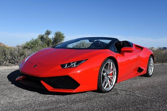 Select Exotic Car Rentals