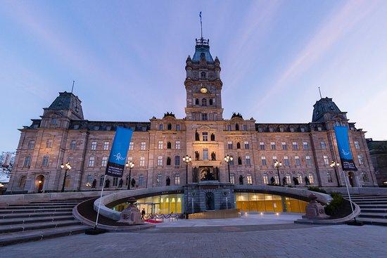 Parliament Building (Hotel du Parlement)