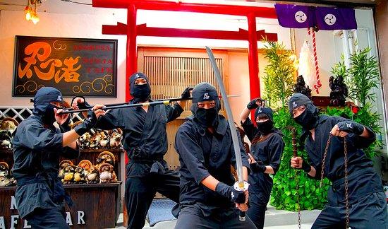 Ninja Cafe&Bar Asakusa