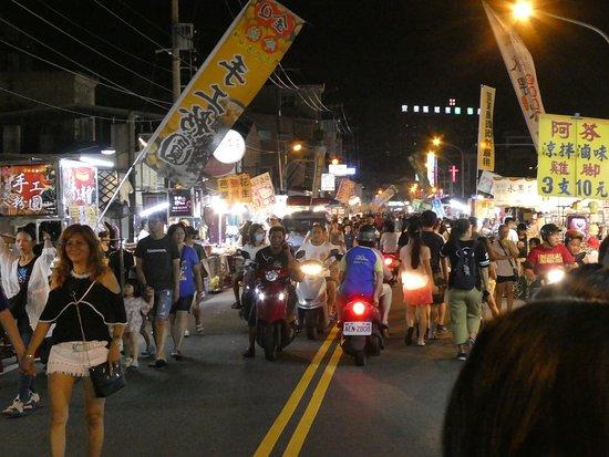 Pingtung City美食