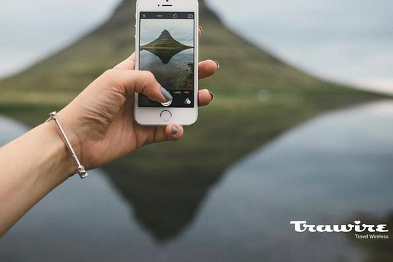 Trawire - Rent WiFi Hotspot in Iceland