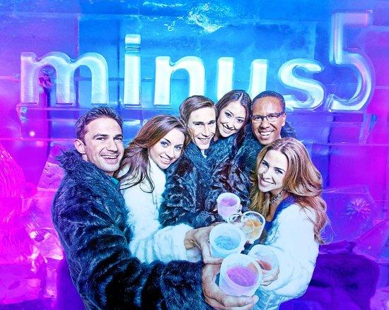 Minus 5 Ice Lounge夜店