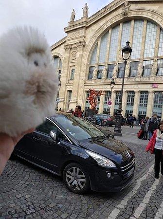 水塔路/巴黎北站