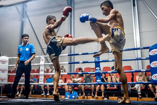 William Muay Thai Boxing Stadium in Ao Nang Landmark