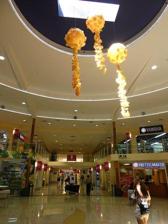 亚加纳购物中心