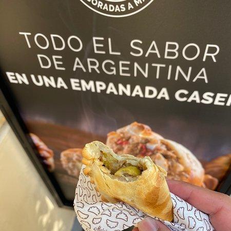 Empanadas Malvón. Bernabéu
